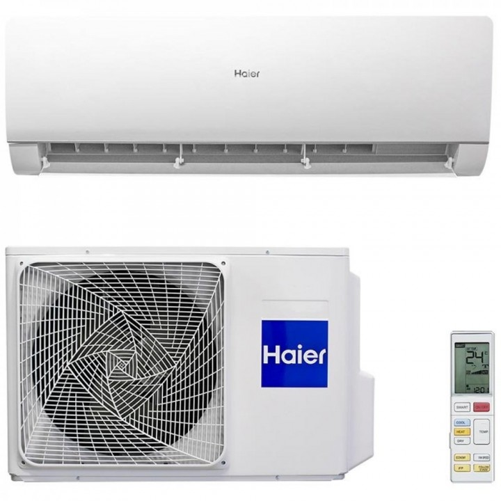 Кондиционер Haier Family Inverter R410 AS09FM5HRA/1U09BR4ERAH